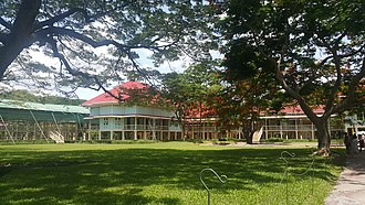 Phetchaburi Province - Several buildings in Mrigadayavan Palace