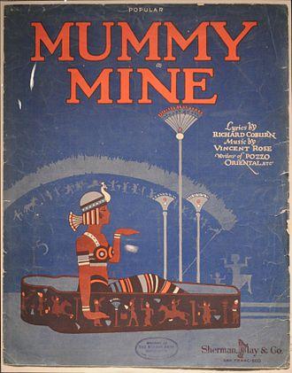 Sherman Clay - Image: Mummy Mine 01A