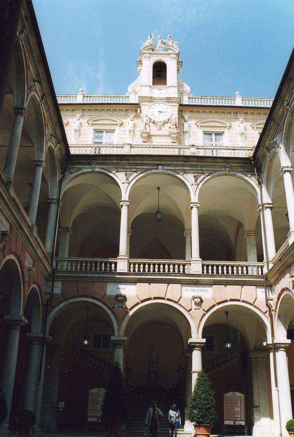 Municipio interno