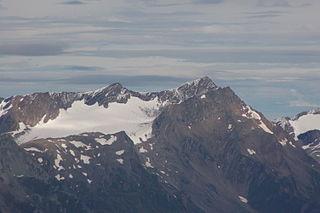 Granatspitze Group mountain range of the Austrian Alps