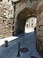 Muralla romana de Lugo, arco a la Praza Pio XII.jpg