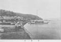 Muroran port, Hokkaido around 1900.png
