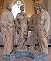 Museo di orsanmichele, nanni di banco, quattro santi coronati, 01.JPG