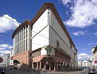Museum für Moderne Kunst Art museum in Frankfurt, Germany