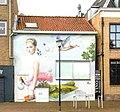 Muurschildering Sabina van Beijeren, Oud-Beijerland.jpg