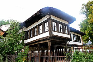 Peć - Home of Tahir Beg in Peć, today an ethnological museum