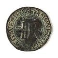 Mynt av silver. 2 öre. 1591 - Skoklosters slott - 109104.tif