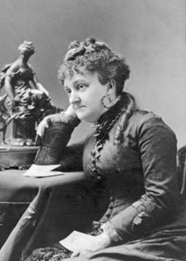 Potrait of Myra Bradwell