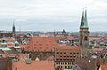Nürnberg, Blick von der Burg auf St. Sebald, 002.jpg