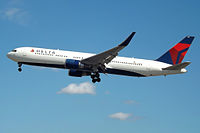 N1605 - B763 - Delta Air Lines