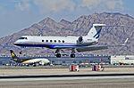 N383LS Las Vegas Sands 1998 Gulfstream Aerospace G-V C-N 544 (11822020933).jpg