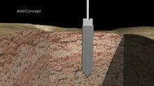 Fil:NASA Developing Comet Harpoon for Sample Return.ogv
