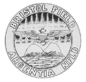 Naval Station Argentia - Image: NAS Argentia emblem NAN11 48