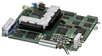 PC-FX - Image: NEC PC FX Motherboard L2