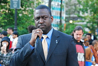 Central Park jogger case - Yusef Salaam in 2009, seven years after his conviction was overturned