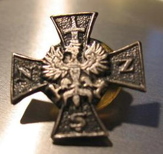 National Armed Forces - NSZ cross