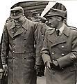 NS Fører Vidkun Quisling og Christian Astrup (f 1909) Fylkesmann i Bergen og Hordaland. (8612410131).jpg