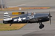 NX79863 Grumman F6F-5 Hellcat Historic Flt Foundation PAE 31JUL13 (9414018308).jpg
