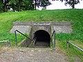 Naarden Vesting Courtine Oranje-Promers rechter lage flank van het bastion Oranje.jpg