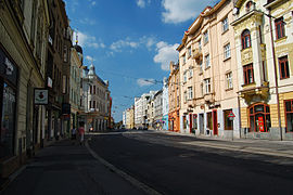 Do Nádražní ulice v Ostravě se vrátí tramvaje eLogistika