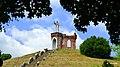 Nakło nad Notecią , widok pomnika z cmentarza - panoramio.jpg
