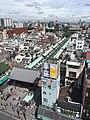 Nakamise as seen from the Asakusa Culture Tourist Information Center.jpg