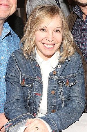 Nancy Robertson (actress) - Nancy Robertson, March 2017