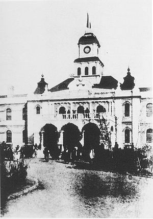 Chinese provincial elections, 1909 - Kiangsu Provincial Assembly, Nanking