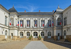 Nantes - Hotel de ville 02