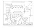 Nassau Hall, Nassau Street, Princeton, Mercer County, NJ HABS NJ,11-PRINT,4B- (sheet 25 of 25).png