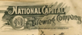 National Capital Brewery Company letter head.png