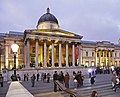 National Gallery, Trafalgar Square, London W1 - geograph.org.uk - 1099704.jpg