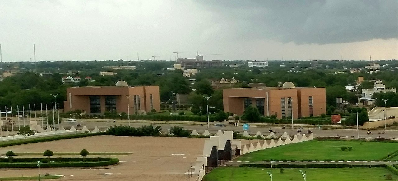 National Museum and National Library of Chad in N'Djamena - 2014-10-01 a.jpg