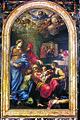 Natività della Vergine, mosaico, copia da Annibale Carracci, Loreto.jpg