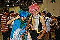 Natsu and Happy cosplay istolethetv.jpg