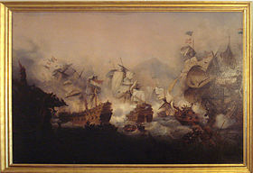 Naval Battle of Augusta by Ambroise-Louis Garneray.jpg