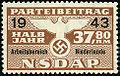 NaziRM37-80halfyearDuesRevenue1943niederl.jpg