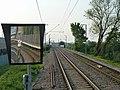 Nearly a driver's eye view, Rainham - geograph.org.uk - 2376637.jpg