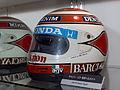 Nelson Piquet 1987 helmet Honda Collection Hall.jpg