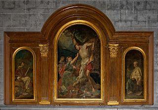 Saint Vincent, Saint Sébastien, Saint Eloi