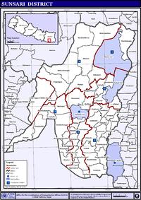 Sunsari District