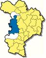 Neustadt an der Donau - Lage im Landkreis.png