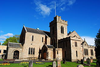 William White Anderson - NewKilpatrick Parish Church