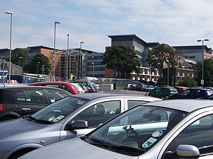 Queen Alexandra Hospital - Image: New Hospital Cosham geograph.org.uk 894419