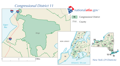 New York\'s 11th congressional district - Wikipedia