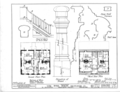 Nicholas Van Dyke Jr. House, 400 Delaware Street, New Castle, New Castle County, DE HABS DEL,2-NEWCA,11- (sheet 2 of 8).png