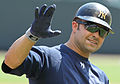 Nick Swisher waving 2011.jpg