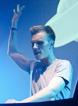 Nicky Romero - Nicky Romero in Czech Republic, 2013