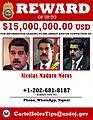 Nicolás Maduro reward poster.jpg