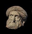 Nicolas de Leyde-Tête d'homme barbu au turban-Musée de l'Œuvre Notre-Dame.jpg